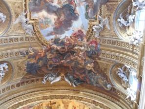 Baciccio ceilings
