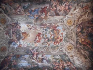 P. da Cortona, Palazzo Barberini