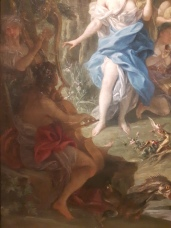 The meeting of Dido and Aeneas in the Underworld