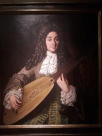 Portrait of the musician Petruccio, c. 1690