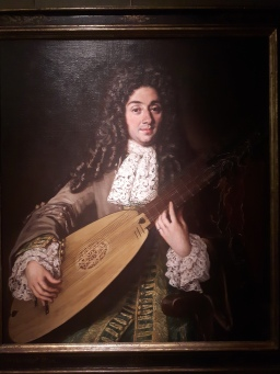 Portrait of the musician Petruccio, c. 1690