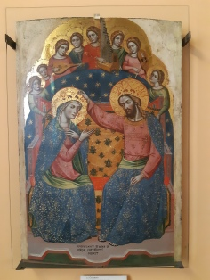 Catarino (fl. 1362-1382), Coronation of the Virgin, Venice, Gallerie dell'Accademia