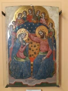 Catarino (fl. 1362-1382), Coronation of the Virgin, Venice, Gallerie dell'Accademia