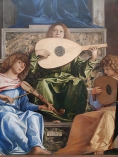 Giovanni Bellini (c. 1430-1516), San Giobbe Altarpiece, Venice, Gallerie dell'Accademia