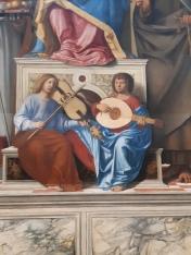 Cima da Conegliano (1459/60-1517/18), Madonna& Child with Saints, Venice, Gallerie dell'Accademia