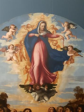 Palma il Vecchio (1480-1528), Assumption of the Virgin, Venice, Gallerie dell'Accademia