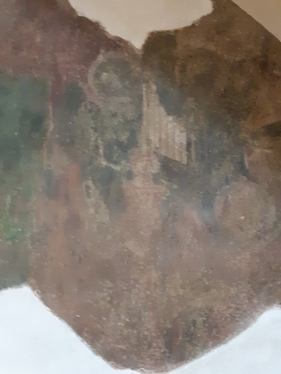 Workshop of Altichiero (second half XIV cent.) Coronation of the Virgin, fresco, Verona, Museo di Castelvecchio