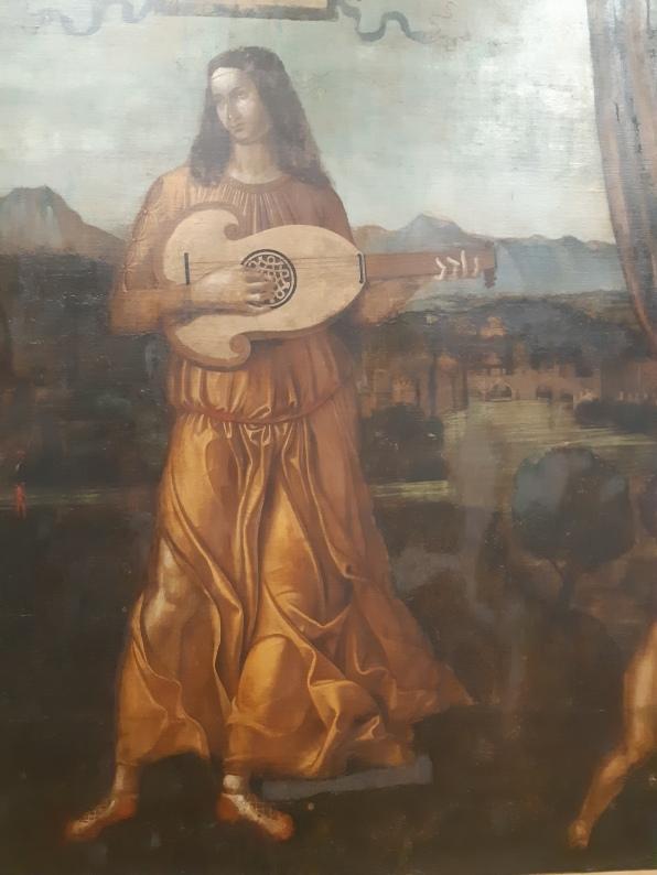 Francesco Bonsignori (c. 1455-1519), Music, Verona, Museo di Castelvecchio