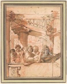 Canuti, Domenico Maria, 1626-1684