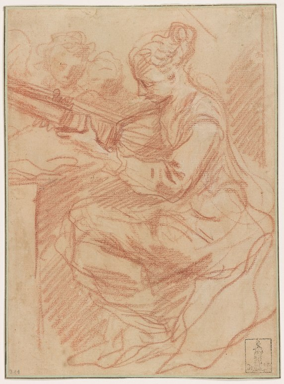 Attributed to Giovanni Benedetto Castiglione (1609-1664)