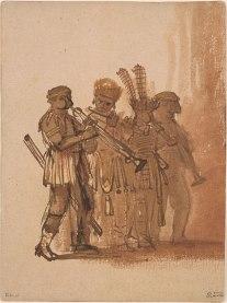 Rembrandt Harmenszoon van Rijn, 1606-1669.